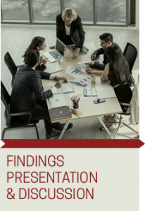 Findings Presentation & Discussion